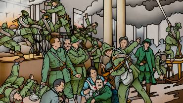 The Irish Chamber Orchestra presents 1916 – Revolution and Rhetoric
