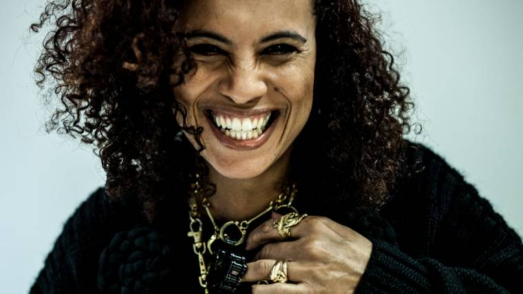 A double date with Neneh Cherry!