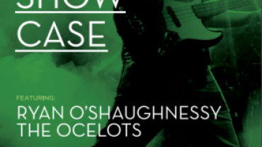 IMRO Live Music Showcase – Ryan O'Shaugnessy & The Ocelots