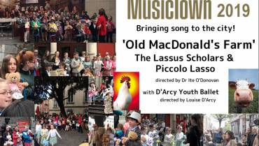 Old McDonald's Farm – A Choral Walking Tour
